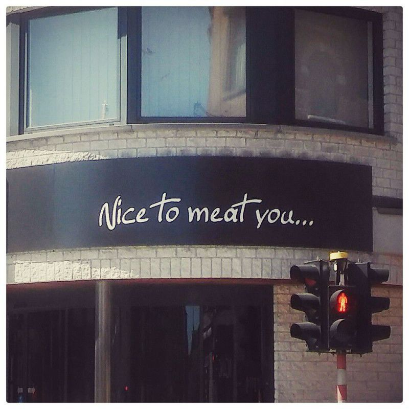 Schrijf in stijl - nice to meat you